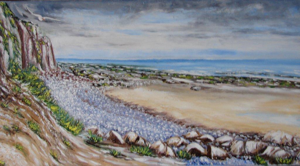 Les falaises de Varengeville-sur-mer