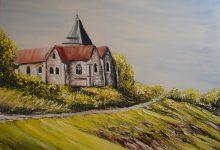 L'église de Varengeville