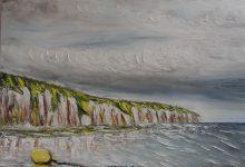 Les falaises de Dieppe