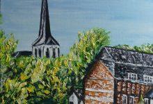 Bures-en-Bray : l'ancien moulin