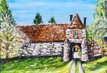 Beaussault : l'ancien château féodal