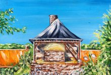 Osmoy : l'ancien four à pain