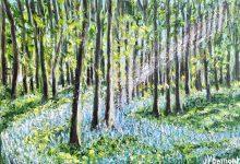 Les jacinthes du bois de Lucy