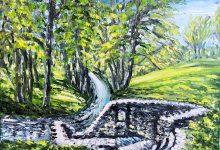 Neufchâtel-en-Bray : la source Ste Radegonde