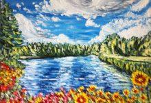 Forges :  les étangs d'Epinay