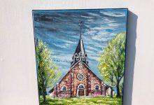 L' église de Beaussault