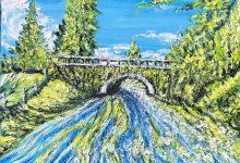 Saint - Saëns : le pont de la Varenne