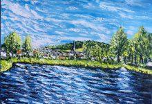 Neufchâtel : les étangs